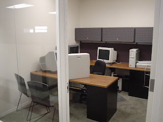 Home Design Ideas Small Modern Office Space With Furniture