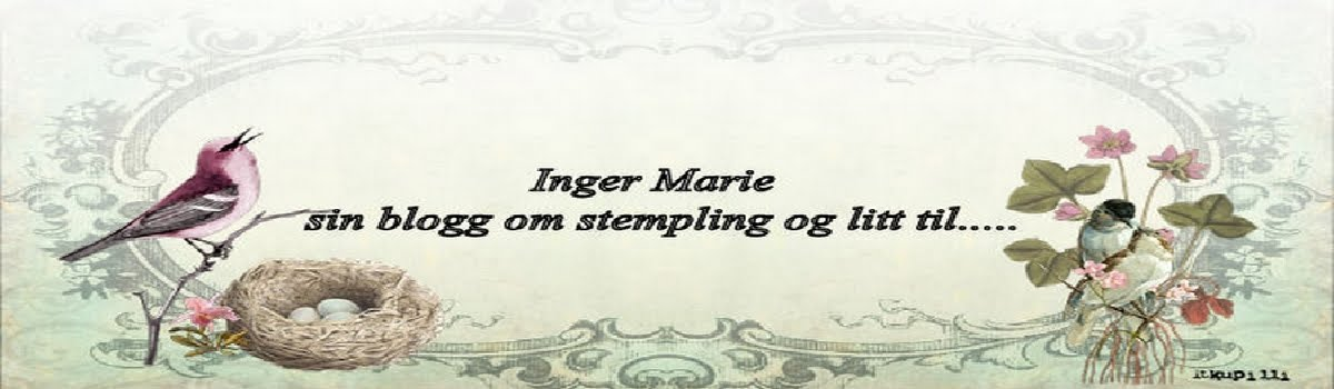 Inger Marie