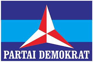 Lambang Partai Demokrat (PD) png