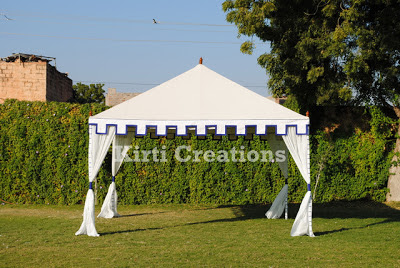Handcrafted Indian Tent