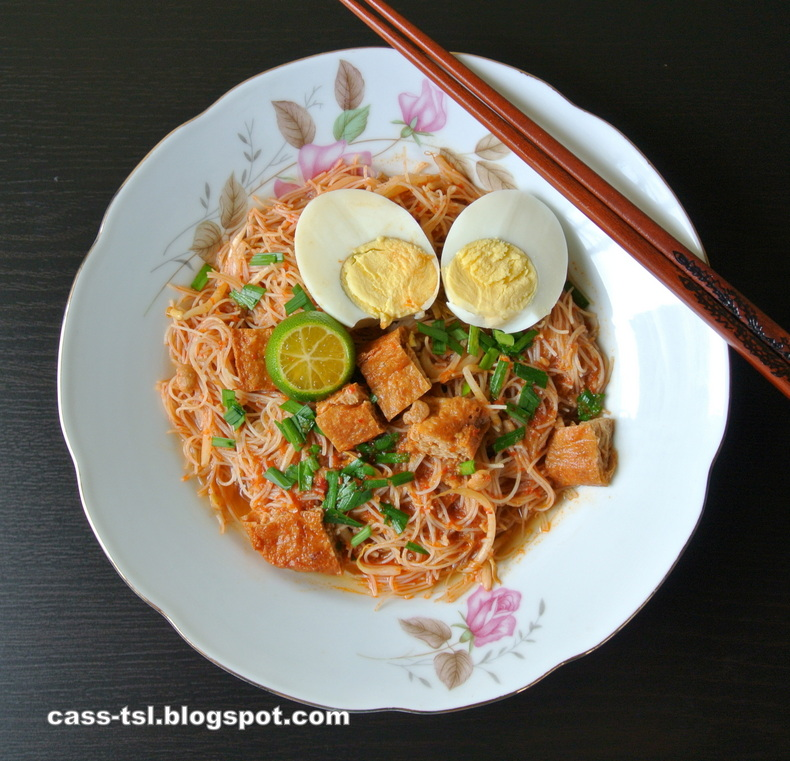 rice mee siam spicy rice vermicelli recipe yummly mee siam spicy rice ...