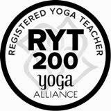 Registered Yoga Teacher                Yoga Alliance USA UK Romania