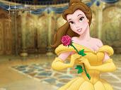 #12 Princess Belle Wallpaper