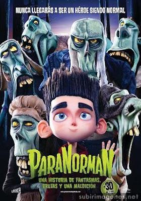 El alucinante mundo de Norman (Paranorman) (2012) Online