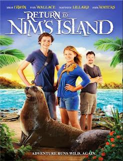 Ver Return to Nim's Island Online Gratis Pelicula Completa