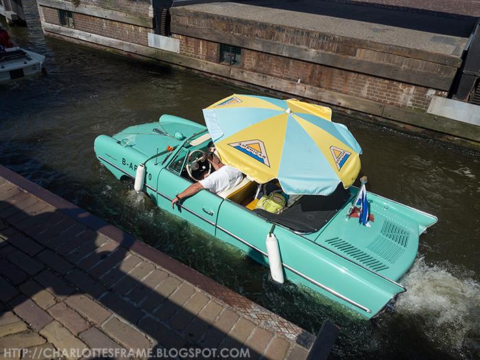 Amfibievoertuigenshow