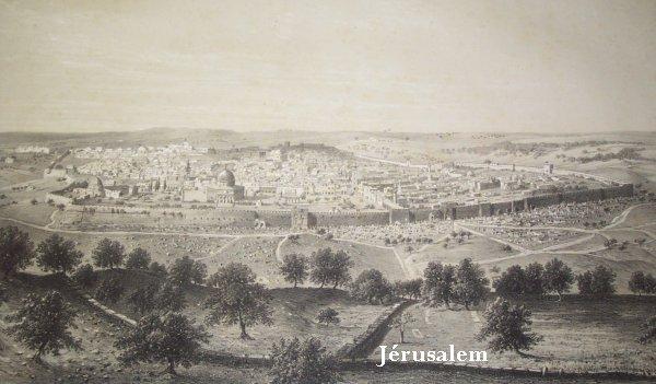 Jérusalem, Shalom, Pax, Paix, Peace, Frieden…