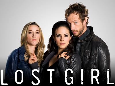 Lost Girl: Bo, Dyson y Lauren