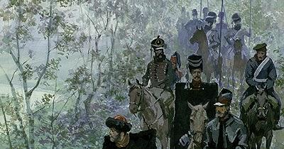 Тихон Щербатый в романе