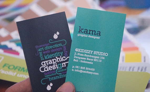 kama graphic designer
