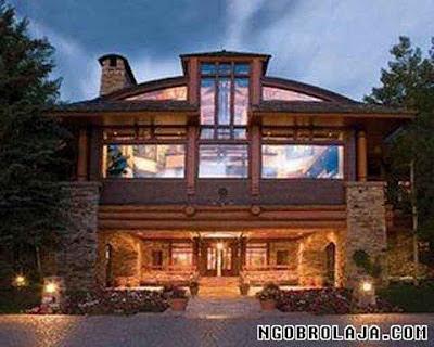 gambar rumah mewah on Contoh Gambar Rumah Mewah | Interior Rumah Minimalis - Desain Rumah ...