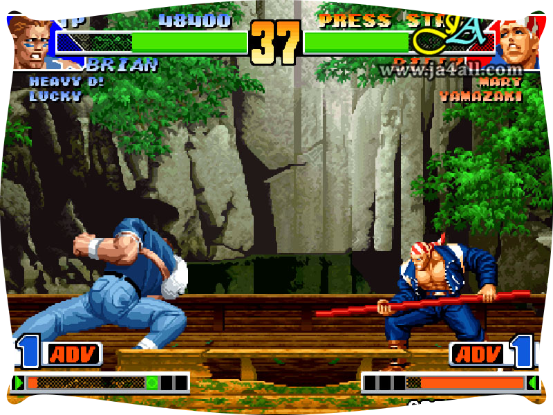 The King of Fighters 98 Game for Windows - Scene 6