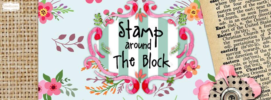 STAMP AROUND THE BLOCK