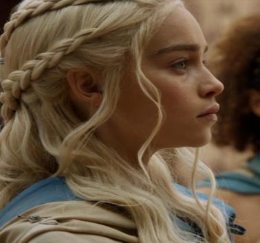 Tresses Game Of Thrones