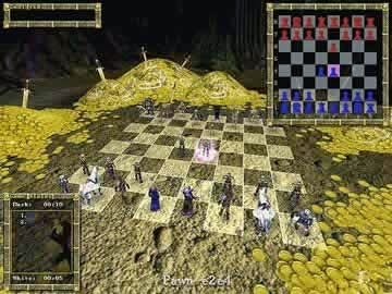 Game War Chess