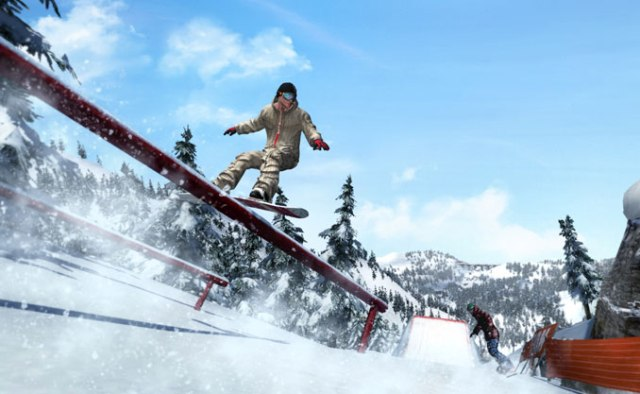 Shaun White Snowboarding PC Games Gameplay