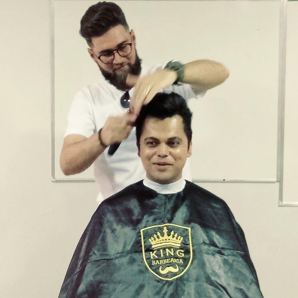ATENÇÃO NATAL - RN dia 30.07 foi realizado o melhor evento para Barbeiros do Nordeste, confira: