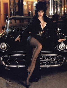 Elvira's 1958 Ford Thunderbird
