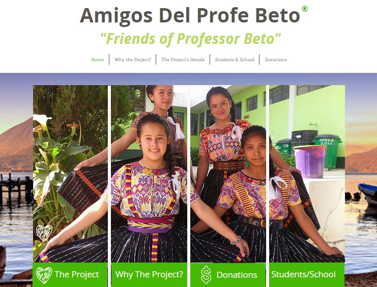 Our Guatemalan Education Project