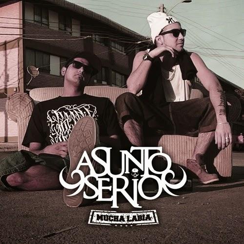 Asunto Serio - Mucha labia (2013)