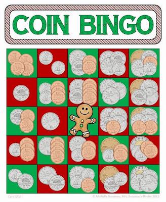 http://www.teacherspayteachers.com/Product/Money-Math-CANADIAN-Christmas-Adding-Coins-Bingo-Cards-30-Cards-751997