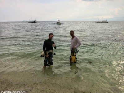 PADI IDC and IDCS courses for May 2015 completed in Moalboal, Philippines