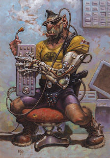 Decker de Shadowrun