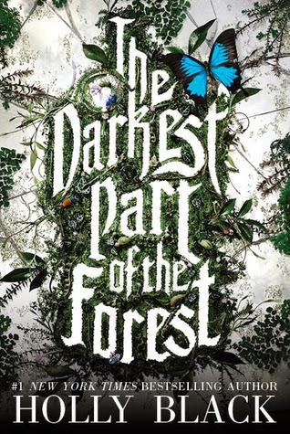 the darkest part of the forest by holly black book cover