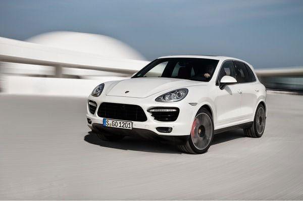 Porsche Cayenne Reviews