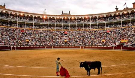 Festivos en Madrid, San Isidro, toros