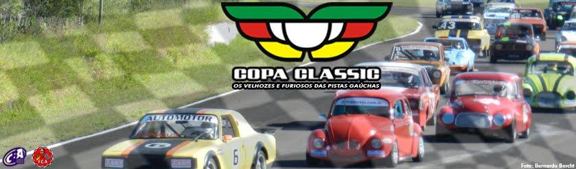 Copa Classic RS - Notícias