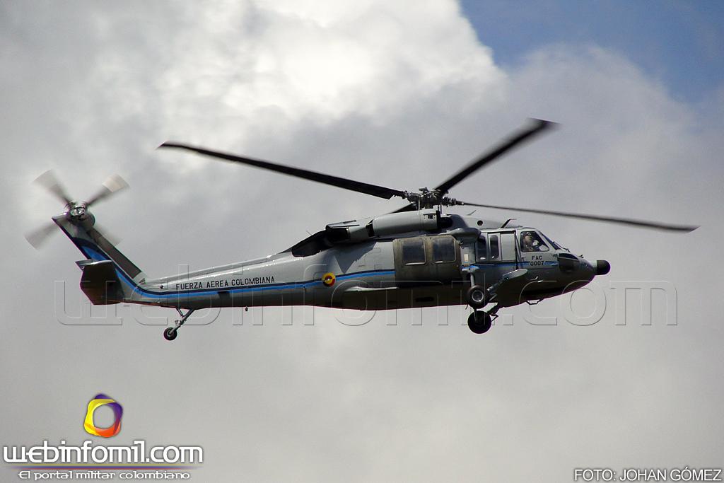 UH-60 Blackhawk Nuevo Helicóptero Presidencial | Webinfomil