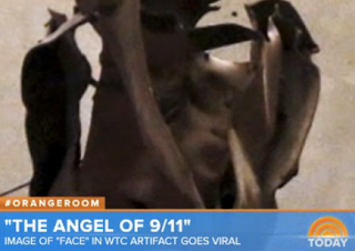 The Angel of 9/11 Image