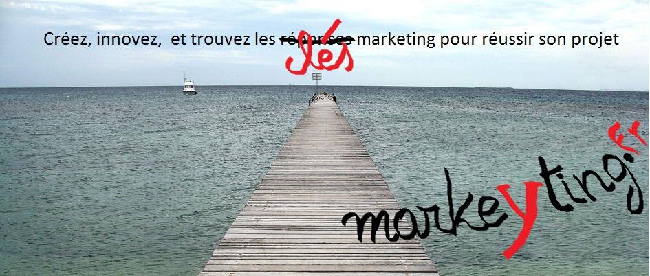 Markeyting : Les Clés du marketing des idées et des innovations (Le blog de Patrick GARCIA)