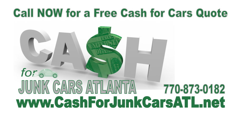 Cash for Junk Cars Atlanta | Junk Car Buyers