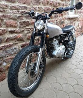 gn 125 bobber john doe motorcycles  P1020160