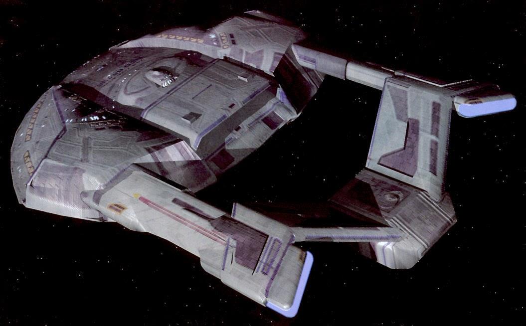 star trek future starship - photo #11