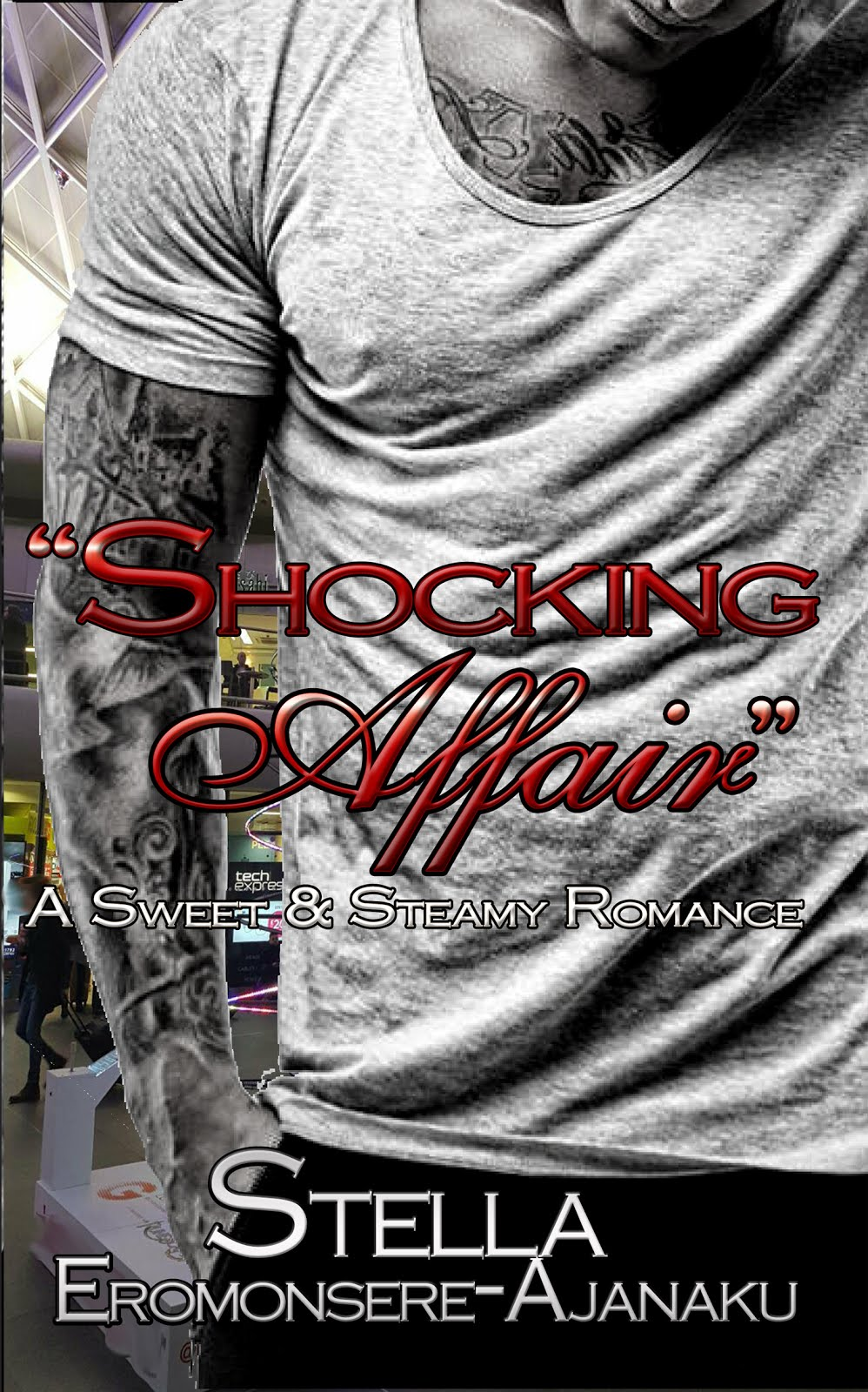 """Shocking Affair"" is now an Amazon #1 Bestselling New Release!!!"