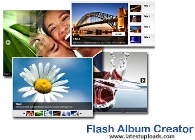 Dreamingsoft Flash Album Creator v2.1.7.2602