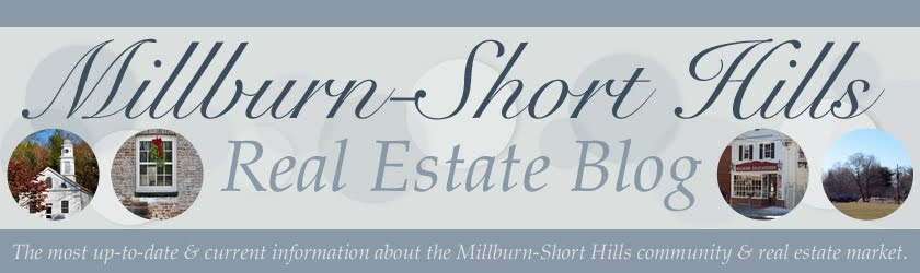 Millburn-Short Hills Real Estate Blog