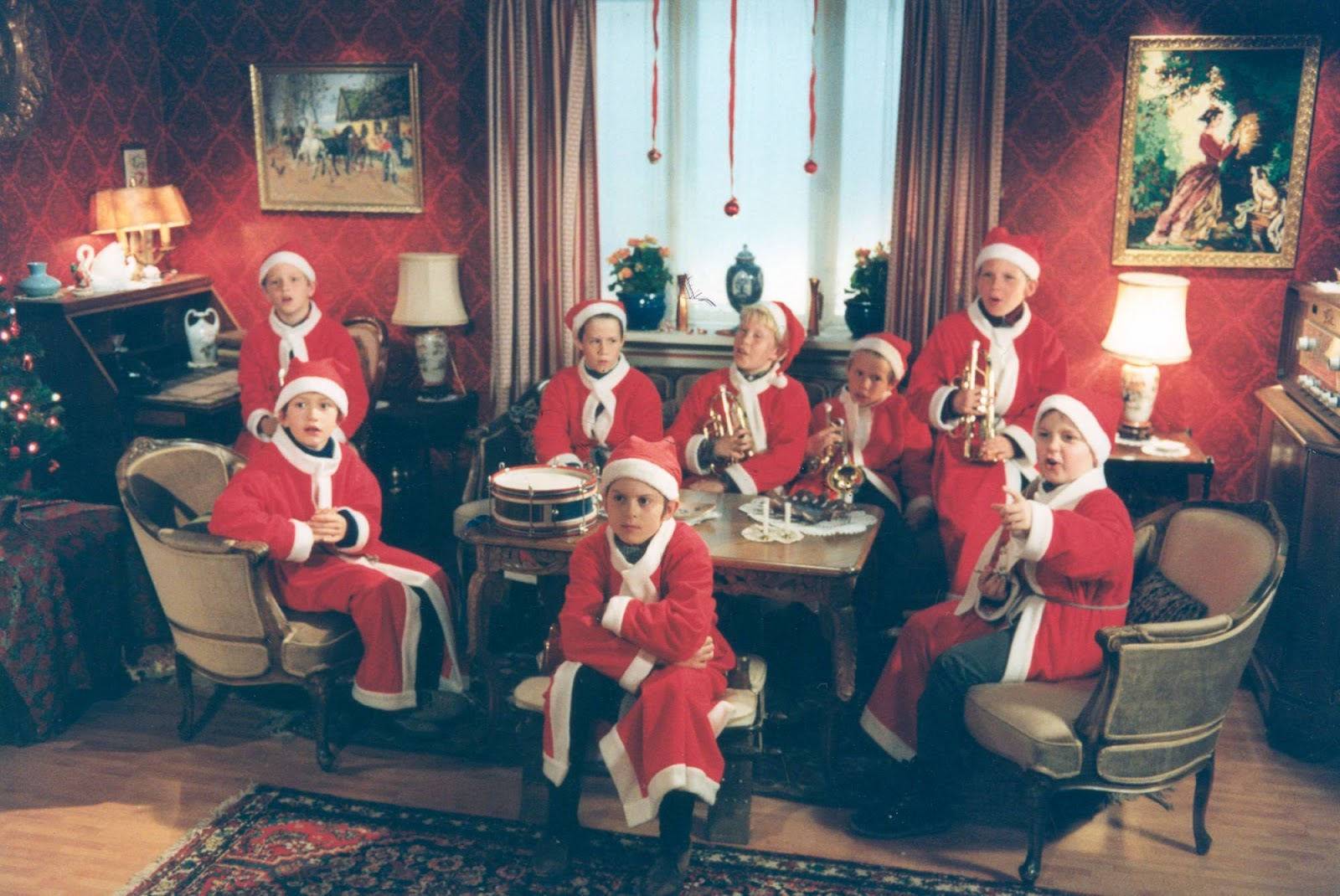 brødrenes mortens jul