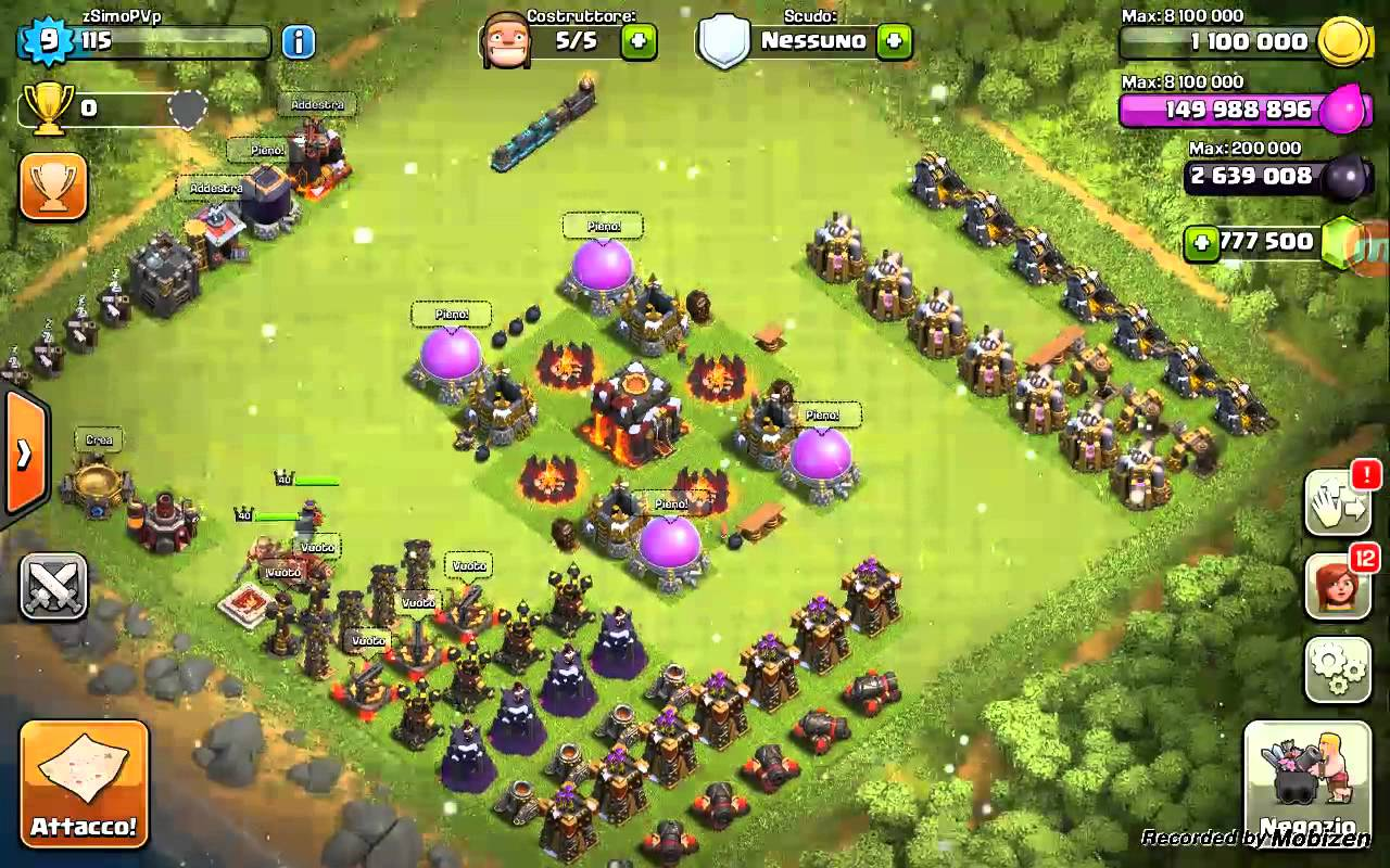 Cheat Tool Clash of clans: Clash of Clans Hack New Update 2015