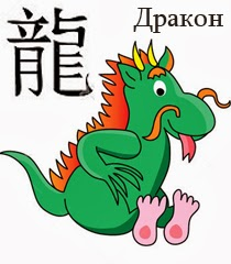 Китайски хороскоп за 2014 Дракон