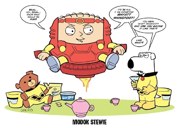 Modok Stewie