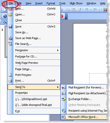 how to send pictures to the back on microsoft word