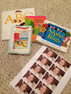 learn letters, alphabet books