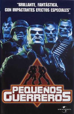 Pequeños Guerreros audio latino