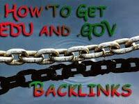Cara Mendapatkan Backlink dari Domain Gov dan Edu Terbukti Work (Terbaru)