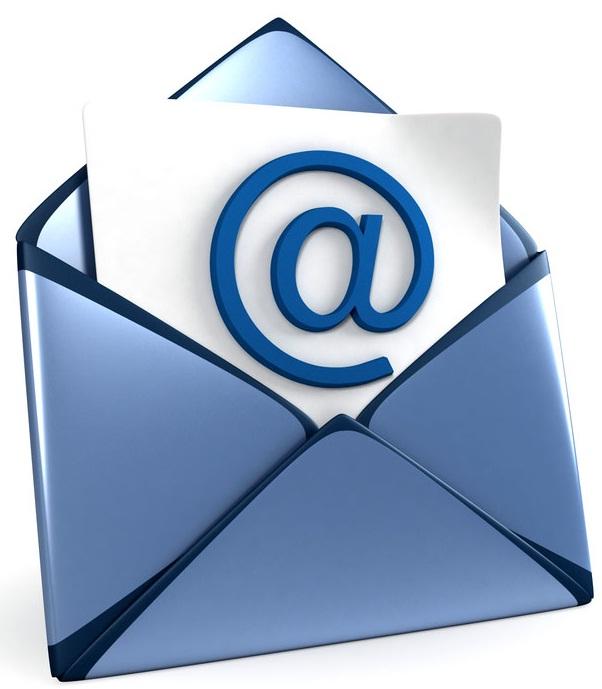 Een vraag? Een verzoek? Of wil je me gewoon een keer mailen?