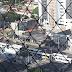 Protesto: Rodoviários seguem em carreata pela av.  Salgado Filho em direção ao Centro Administrativo